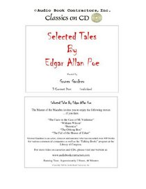 Selected Tales by Edgar Allan Poe (Classic Books on CD Collection) [UNABRIDGED] (Classic on CD)