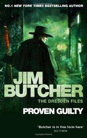 Proven Guilty (Dresden Files, Bk 8)