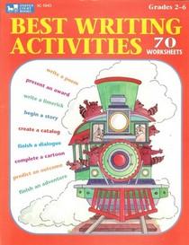 Best Writing Activities (Grades 2-6)