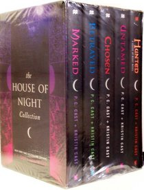 The House of Night Collection - Marked / Betrayed / Chosen / Untamed / Hunted