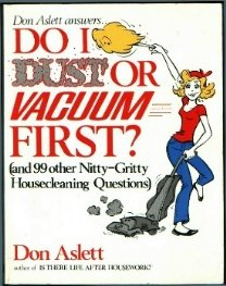 Do I Dust or Vacuum First?