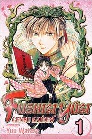 Genbu Kaiden Volume 1: v. 1 (Manga)