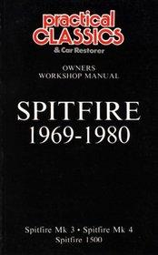 Triumph Spitfire Glove Box 1969-80 Workshop Manual (Glove Box Workshop Manual)