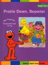Prairie Dawn, Reporter (Sesame Street Book Club)