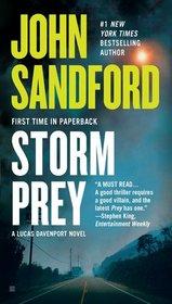 Storm Prey (Lucas Davenport, Bk 20)