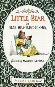 Little Bear Book and Tape (I Can Read Book 1)