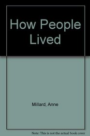How People Lived (Windows on the World)