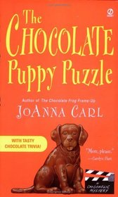 The Chocolate Puppy Puzzle (Chocoholic, Bk 4)