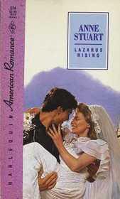 Lazarus Rising (Harlequin American Romance, No 374)