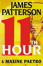 11th Hour (Women's Murder Club, Bk 11) (Audio CD) (Abridged)