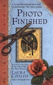 Photo Finished (Scrapbooking Mystery, Bk 2)
