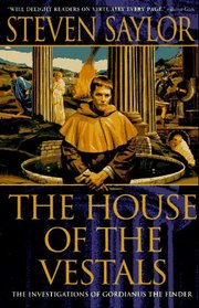 The House of the Vestals (Roma Sub Rosa, Bk 6)
