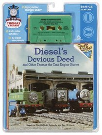 Diesel's Devious Deed and Other Thomas the Tank Engine Stories (Thomas the Tank Engine and Friends Book and Cassette Series)