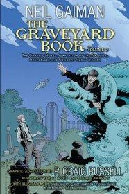The Graveyard Book, Vol 2