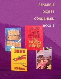 Reader's Digest Condensed Books Volume 2 1991: Crack Down / The Women in His Life / Longshot / Something to Hide