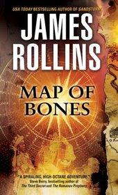 Map of Bones (Sigma Force, Bk 2)