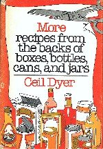 More Recipes from the Backs of Boxes, Bottles, Cans and Jars
