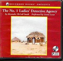 The No. 1 Ladies' Detective Agency (No. 1 Ladies' Detective Agency, Bk 1) (Audio CD) (Unabridged)