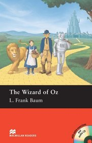 The Wizard of Oz: Pre-intermediate (Macmillan Readers)