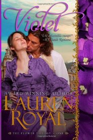 Violet: Flower Trilogy, Book 1