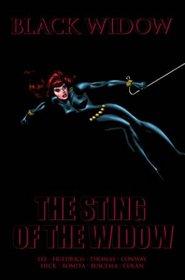 Black Widow: The Sting Of The Widow Premiere HC