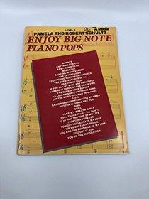 Enjoy Big Note Pop Songs