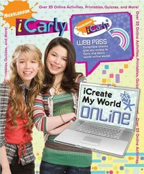 iCarly iCreate My World Online (Nickelodeon Icarly)