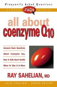 FAQs All about Coenzyme Q10 (Freqently Asked Questions)