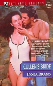 Cullen's Bride (Lombards, Bk 1) (Silhouette Intimate Moments, No 914)
