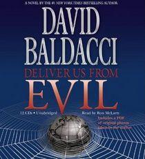 Deliver Us From Evil  (Audio CD) (Unabridged)