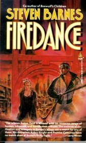Firedance (Aubry Knight, Bk 3)