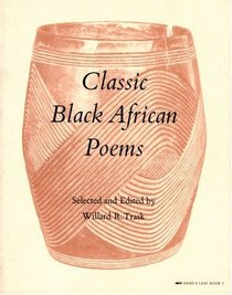 Classic Black African Poems.