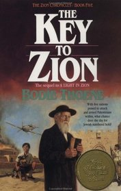 The Key to Zion (Zion Chronicles, Book 5)