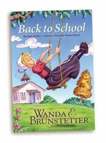 Back to School, Rachel Yoder -- Always Trouble Somewhere