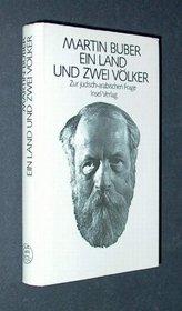Ein Land und zwei Volker: Zur judisch-arabischen Frage (German Edition)