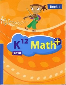 K12 Math Activity Book Book 1, K12 Staff. (Paperback 1601531044)
