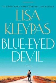 Blue-Eyed Devil (Travis, Bk 2)