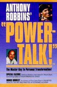 PowerTalk!: The Master Key to Personal Transformation   (Audio)