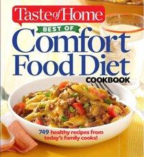 Taste of Home Best of Comfort Food Diet Cookbook: Lose weight with 760 amazing foods