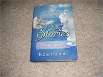 Crossings Treasury of Angel Stories (Contemporary Stories of Angelic Encounters) Large Print
