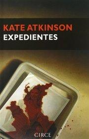 Expedientes (Narrativa) (Spanish Edition)