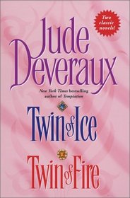 Twin of Ice / Twin of Fire (Chandler Twins, Bk 1-2)