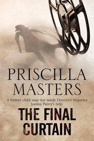 The Final Curtain (Joanna Piercy Mystery)