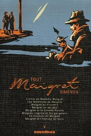 Tout Maigret, Tome 5 (French Edition)
