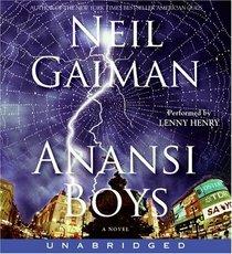 Anansi Boys CD