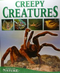 Creepy Creatures: Eyes on Nature