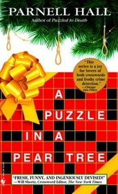 A Puzzle in a Pear Tree (Cora Felton, Puzzle Lady, Bk 4)