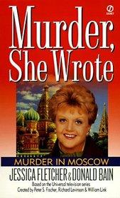 Murder in Moscow (Murder, She Wrote, Bk 10)