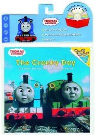 Cranky Day & Other Thomas the Tank Engine Stories Book & CD (Book and CD)