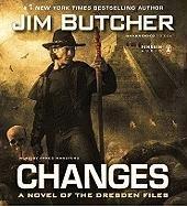 Changes Unabridged CDs
